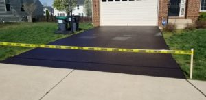 paving your driveway